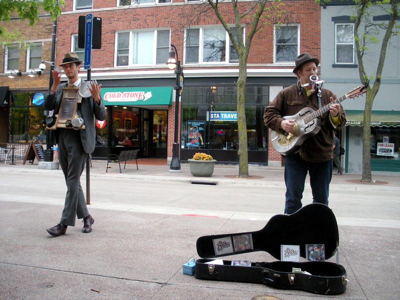 The Buskers