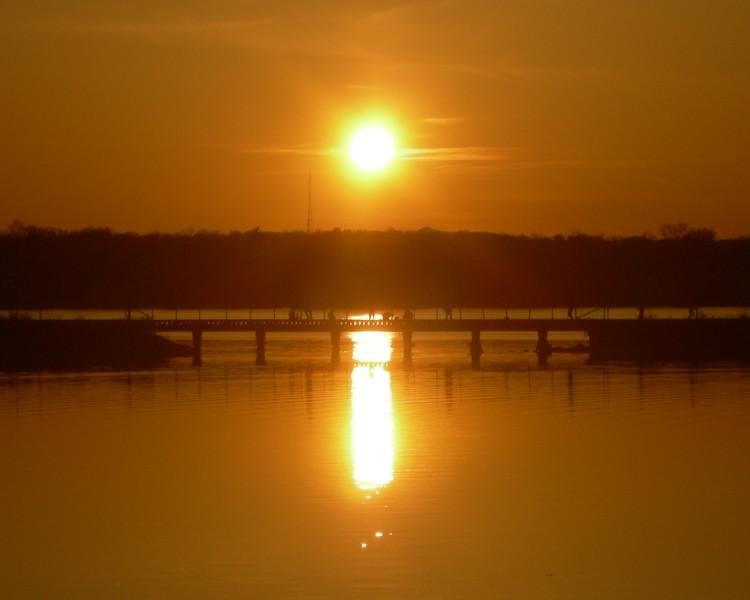 Wingra Sunset
