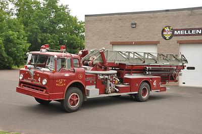 Ashland County, WI Fire Apparatus