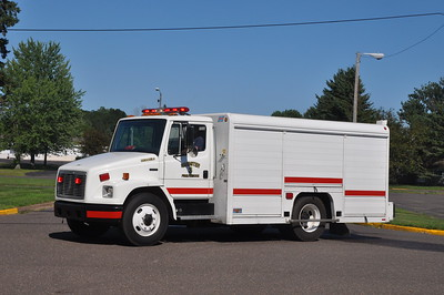 Burnett County, WI Fire Apparatus