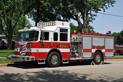 Columbia County, WI Fire Apparatus