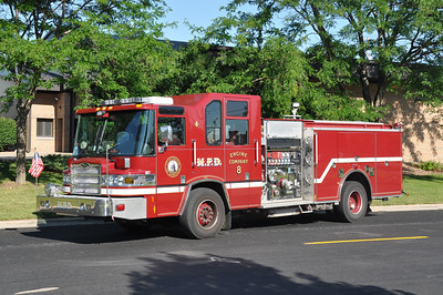 Dane Co. Fire Apparatus