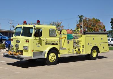 Dodge County, WI Fire Apparatus
