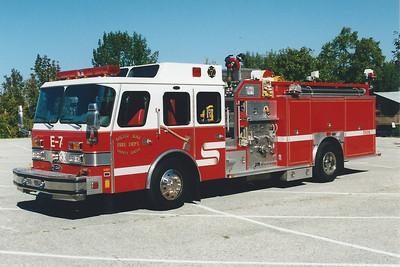 Door County, WI Fire Apparatus