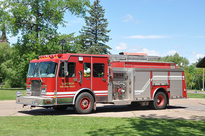 Douglas County, WI Fire Apparatus