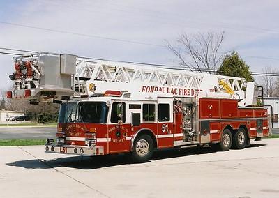 Fond Du Lac County Fire Apparatus