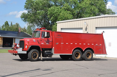 Forest County, WI Fire Apparatus