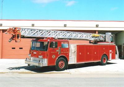 Jefferson County, WI Fire Apparatus