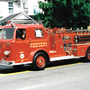 X-Kenosha, WI<br /> 1964 Pirsch 1000 gpm<br /> #2704<br /> XE7, XE3, XE8 <br /> Perry Smith photo<br /> Scanned 6/16