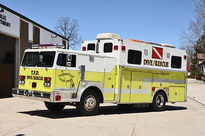 Ozaukee County, WI Fire Apparatus