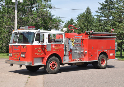 Price County, WI Fire Apparatus