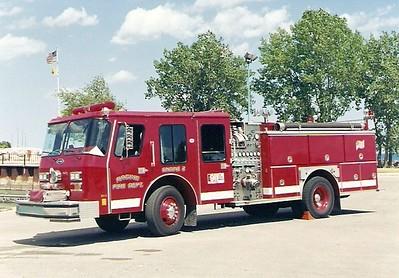 Updated 7/17: Racine County, Wisconsin Fire Apparatus