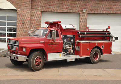 Rusk County, WI Fire Apparatus