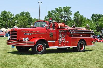 Sauk County, WI Fire Apparatus