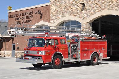 Sheboygan County, WI Fire Apparatus
