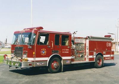 Winnebago County, WI Fire Apparatus
