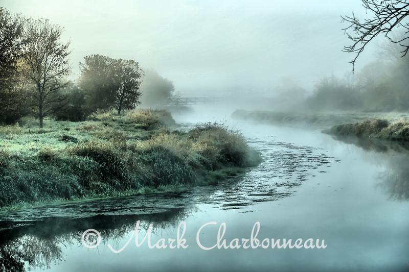 Meandering Fog
