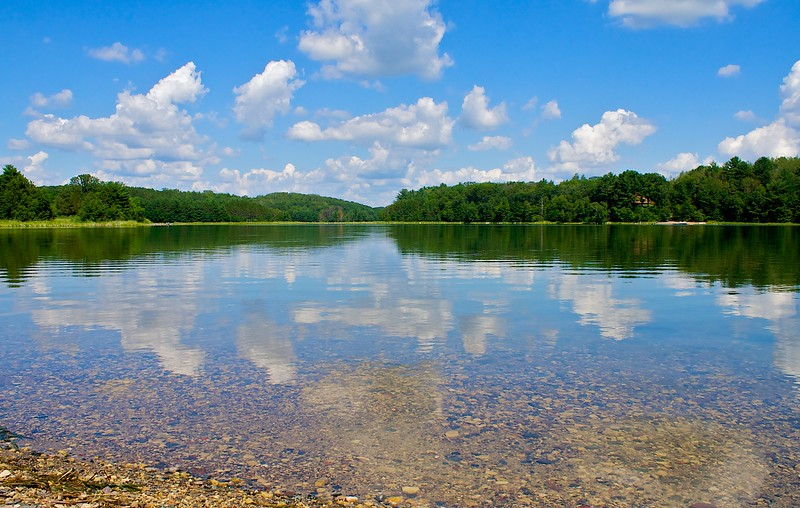 Pine Lake... St. Croix County... Wisconsin.