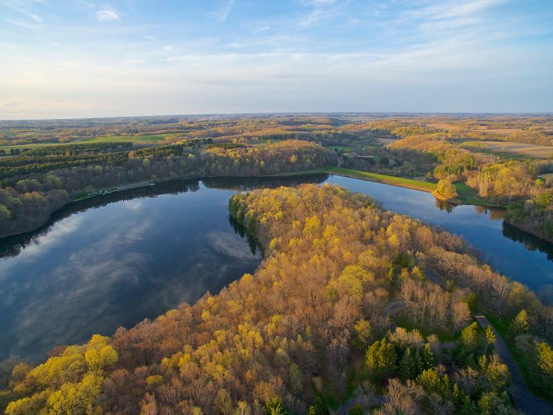 Glen Hills County Park St. Croix County Wisconsin