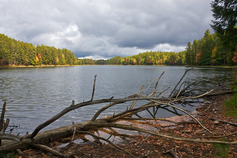 Fallison Lake.. Northern Highlands American Legion State Forest.. Wisconsin.