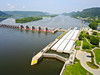 Lock and Dam NO. 6 Trempealeau WI