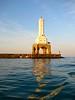 Port Washington lighthouse Wisconsin