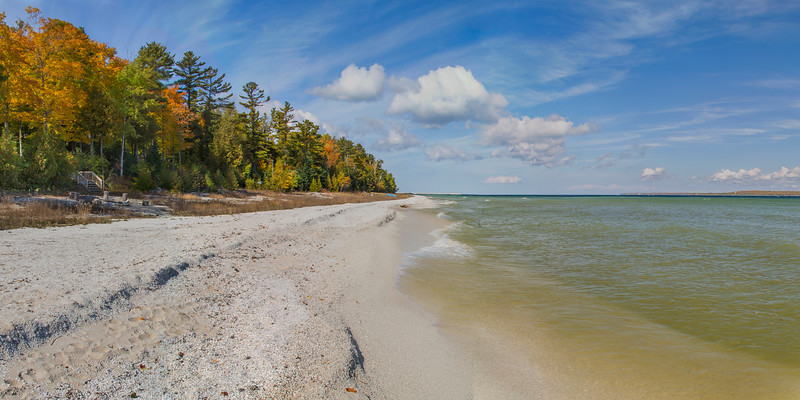 Fall in Door County