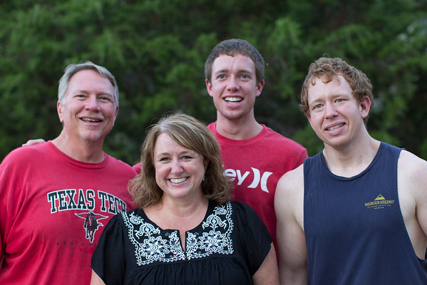 Fossett Family