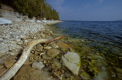 Door County, Lake Michigan Shoreline, Potowatomi State Park