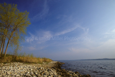 Door County, Shoreline of Lake Michigan, Pennisula State Park