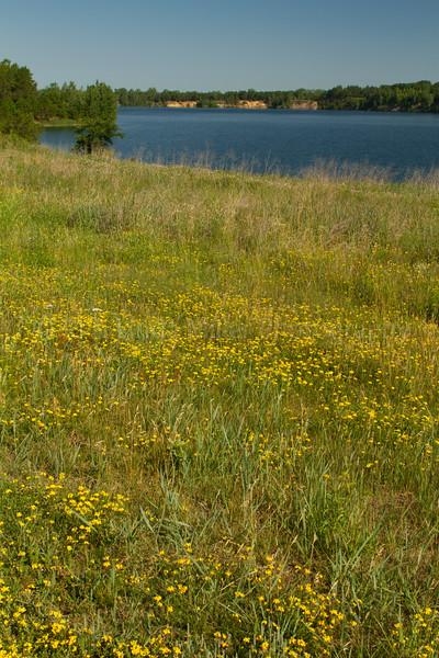 Lake Wazee County Park, Jackson County, Wisconsin