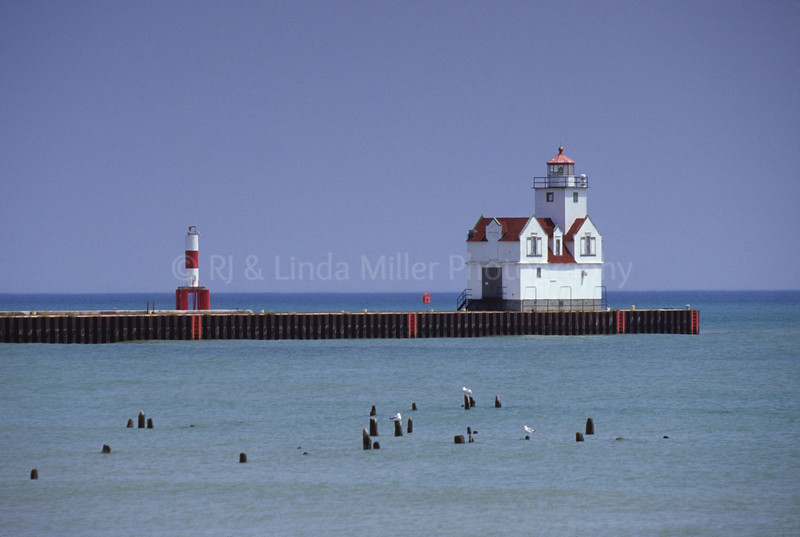 Kewaunee County, Kewaunee, Wisconsin, Kewaunee Pierhead Light