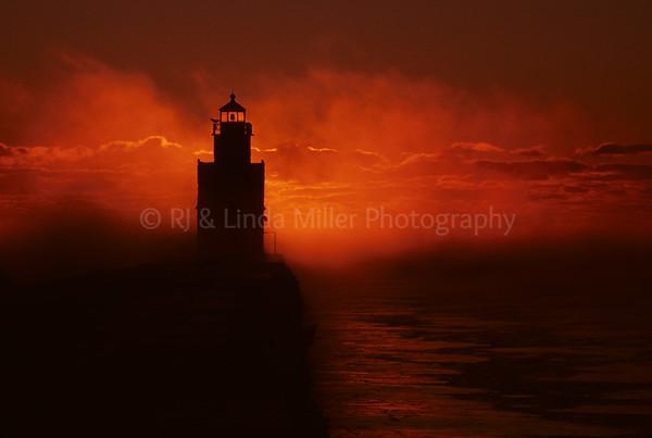 Kewaunee County, Kewaunee, Wisconsin, Kewaunee Pierhead Light