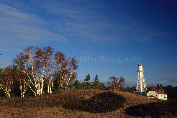 WI0503070 Manitowoc - Rawley Pt  Lighthouse