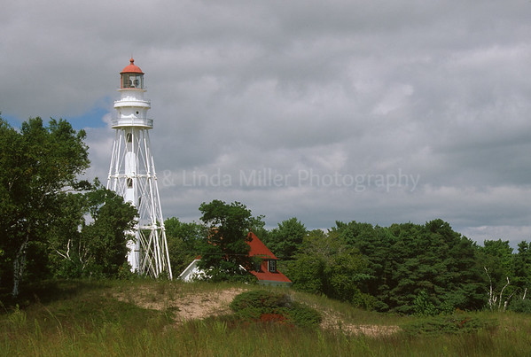 Manitowoc County, Wisconsin,  Rawley Point Lighthouse