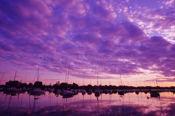 WI046348 Outagamie - Sailboats - Neenah Marina
