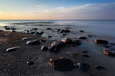 Summer Serenity - North Beach Shallows (Fox Point, WI)
