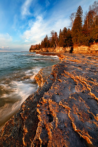 Scraggy Shores II - Cave Point County Park (Door County - Wisconsin)
