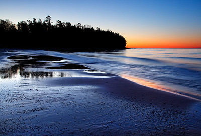Whitefish Blues - Whitefish Dunes State Park (Door County - Wisconsin)
