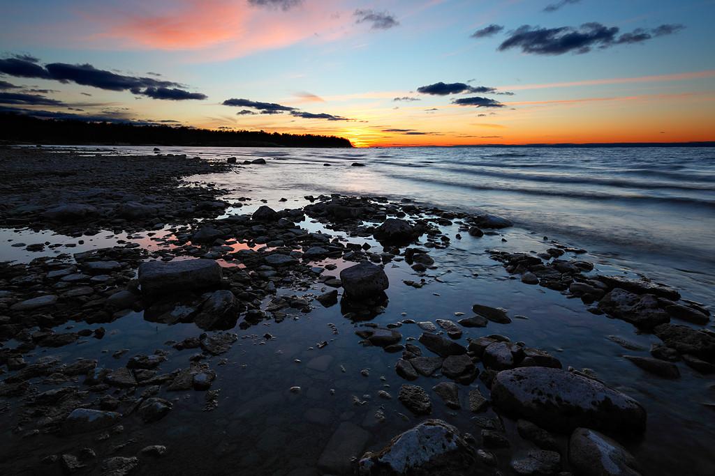 Shallow Shores - Juddville Bay (Door County - Wisconsin)
