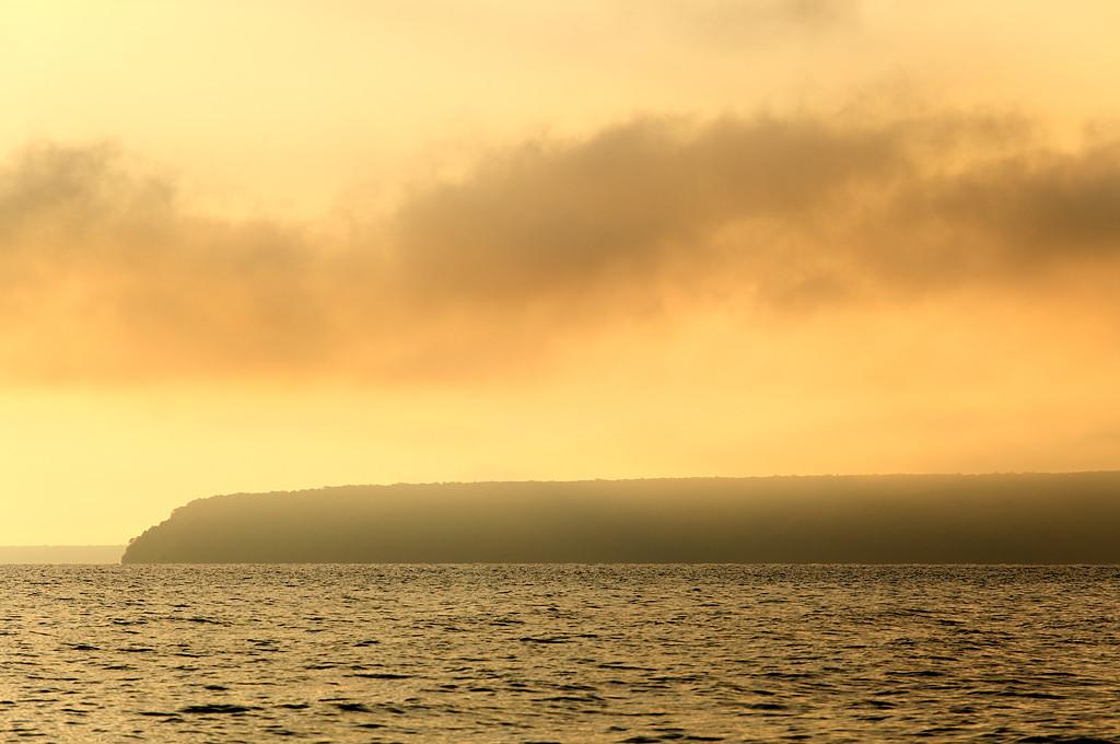 Floating Oak - Oak Island (Apostle Islands National Lakeshore - Wisconsin)