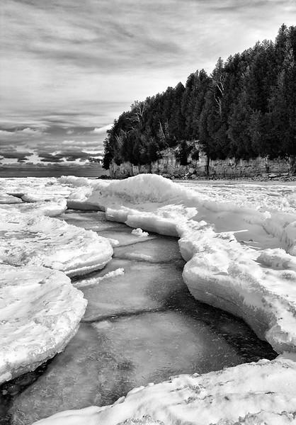 Stepping Stones - Door Bluff County Park (Door County - Wisconsin)