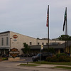 Milwaukee's (well actually Greenfield's) landmark:  House of Harley Davidson; my dad worked for Harley as a tool and die maker