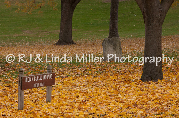 La Crosse County, WI, Myrick Park, Native American Burial Mound Site