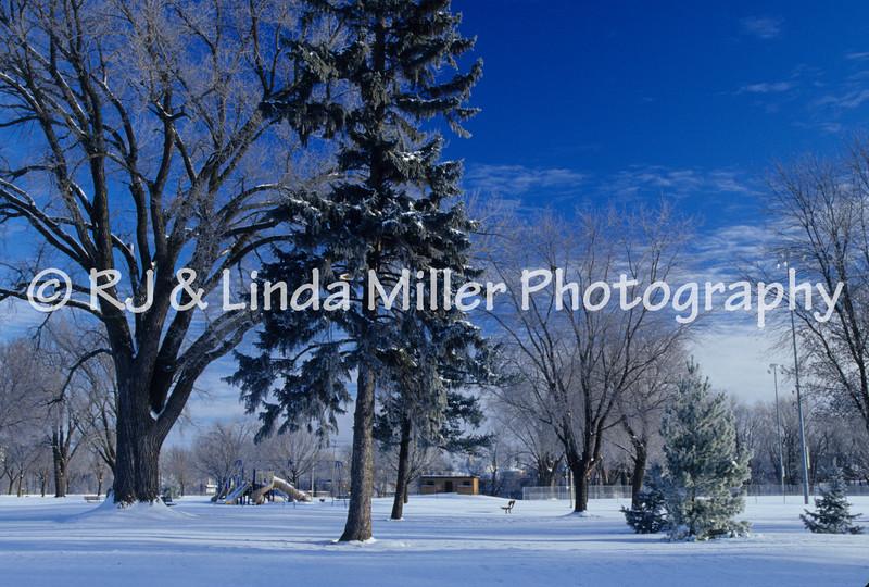 LX00070800 - La Crosse - Houska Park - Winter