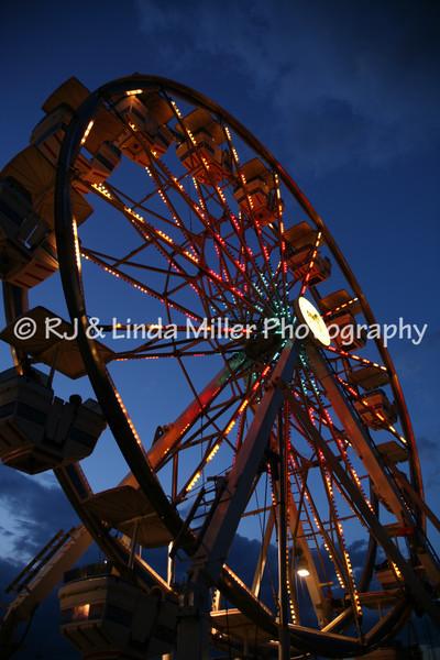 La Crosse County Fair, La Crosse County, West Salem, Wisconsin, Summer, R