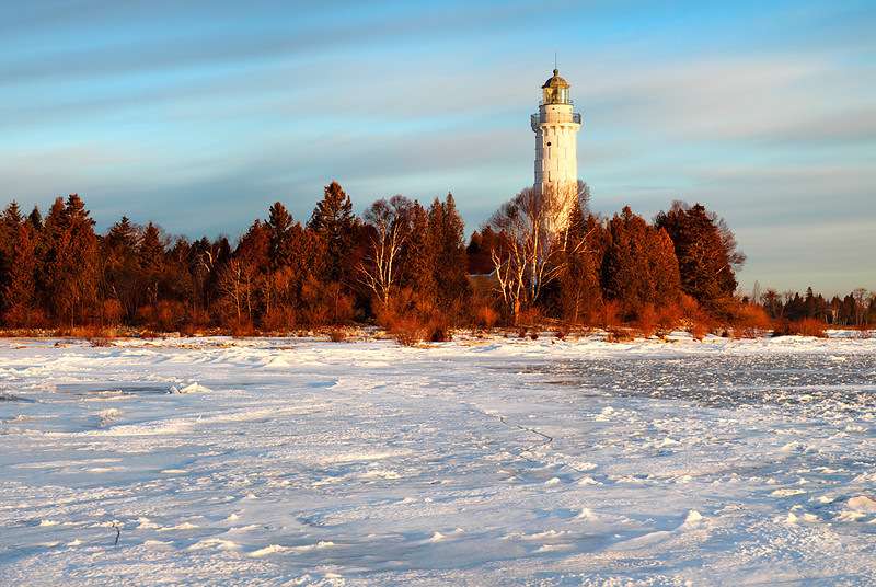 White Light - Cana Island Lighthouse (Door County - Wisconsin)
