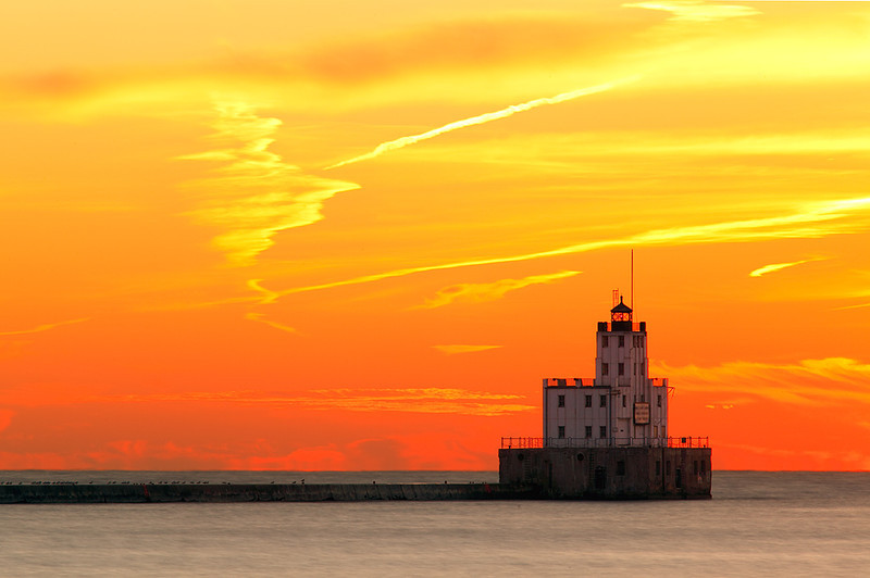 Brewed Light - Milwaukee Breakwater Lighthouse (Milwaukee, WI)