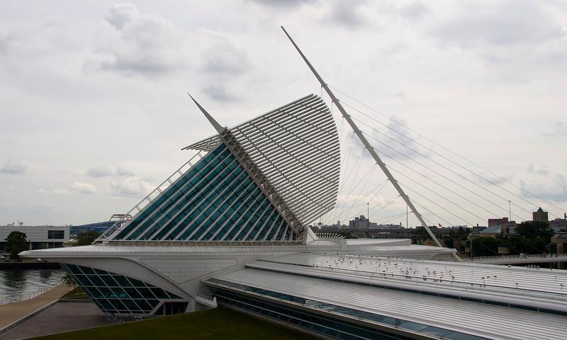 Milwaukee's Art Museum