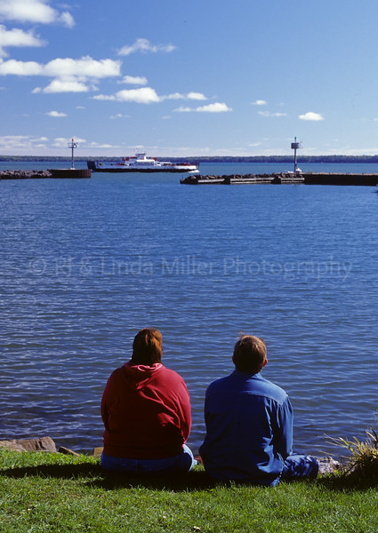 Lake Superior Ferry Couple Done